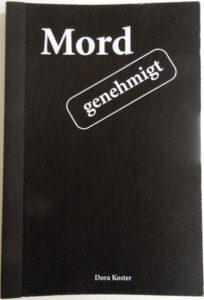 Mord genehmigt. Ein Zürcher Krimi. Schwarzblut Verlag, Zürich 1999. 118 Seiten.